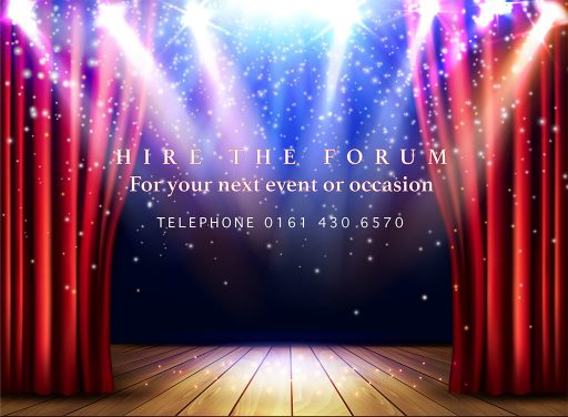 Hire the Forum
